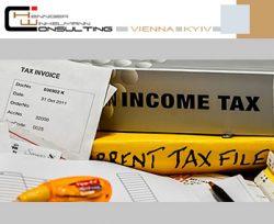 Einkommensteuer und Sozialversicherungsbeiträge in der Ukraine