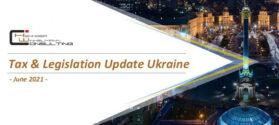 Tax & Legislation Update – June 2021