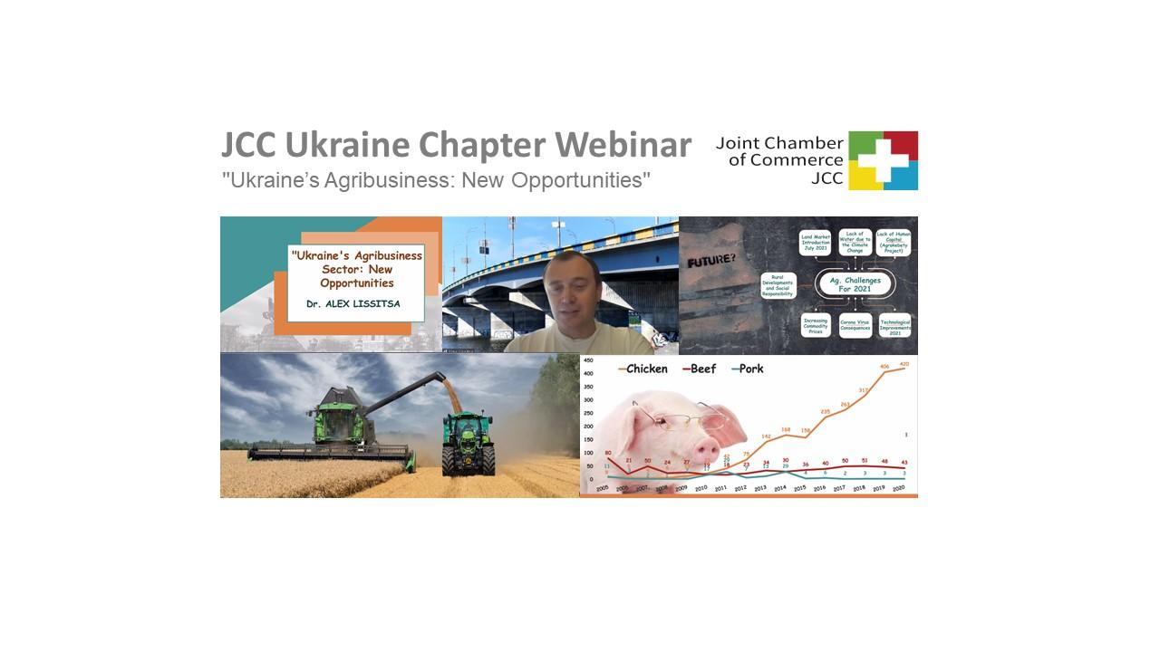 Make Agribusiness in Ukraine sexy again