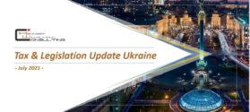 Tax & Legislation Update – July 2021