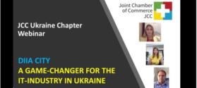 DIIA CITY – A GAME-CHANGER FOR UKRAINE'S IT SECTOR