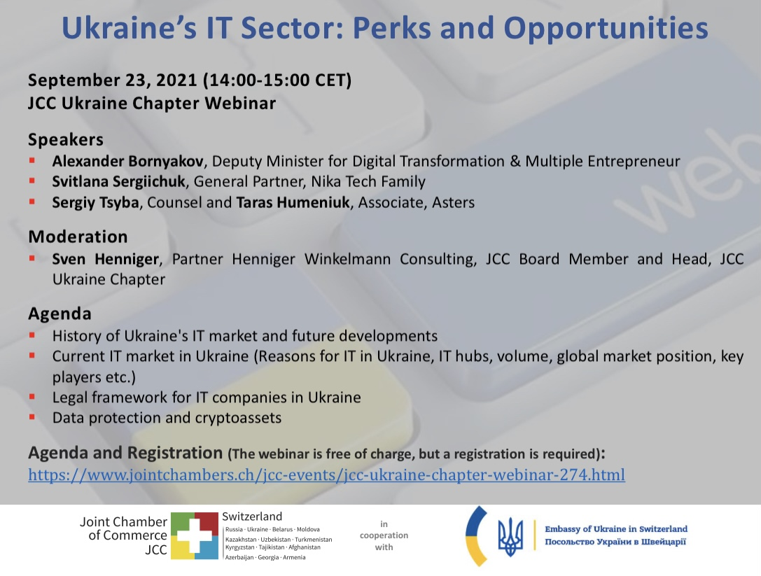 Are you ready for IT in Ukraine?